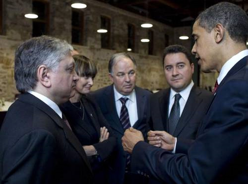 Alliance of Civilizations Apakan Babacan Calmy-Rey Diplomacy Nalbandian Obama Turkey US