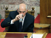 Greek Prime Minister George Papandreou condemned the killings