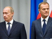 Putin and Poland's Donald-Tusk-didn-t-exactly-see-eye-to-eye