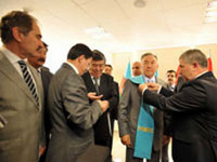 Turkish-university-gives-Kazakh-leader-with-honorary-doctorate